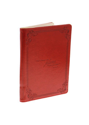 E-Reader Cover: Jer 29:11 - Red
