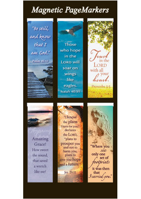Magnetic Page Makers; Amazing Grace Pack of 6