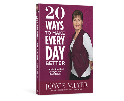 20 Ways to Make Every Day Better Study Guide Hardcover