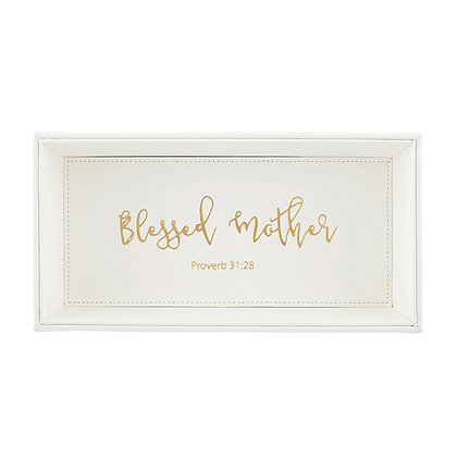Valet Tray-C - Blessed Mother
