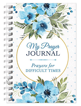 My Prayer Journal For Difficult Times