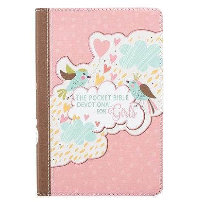 For Girls Pocket Bible Devotional