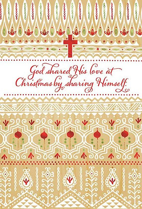 Pastor You Share The Love Of God Greeting Card