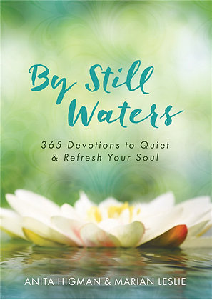 By Still Waters 365 Devotions To Quiet and Refresh Your Soul  Marian Leslie