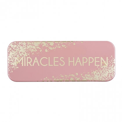 Miracles Happen Wall Art