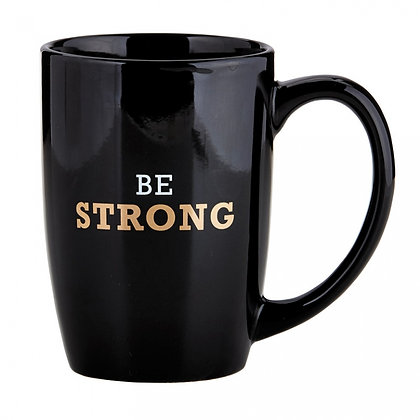 Gift Mug Be Strong ( Fathers day )