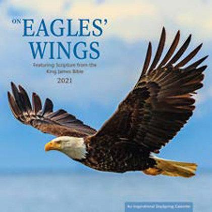 On Eagles Wings Calendar 2021