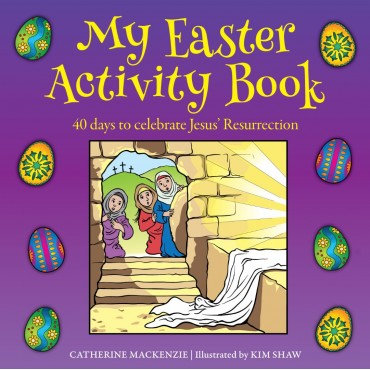 My Easter Activity Book EAN ; 9781781919132