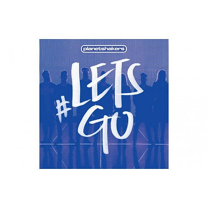 LETS GO (LIVE) CD PLANETSHAKERS