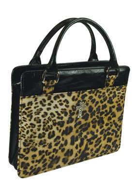 Bible Case: Leopard Print (M)