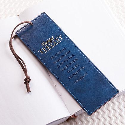 Page Marker: Faithful Servant