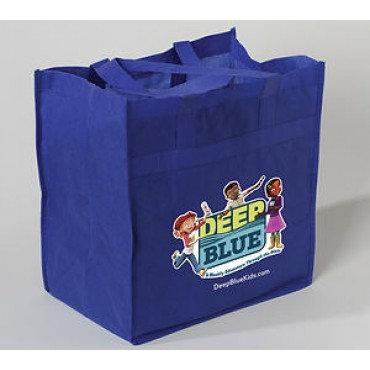 Deep Blue: Tote Bag