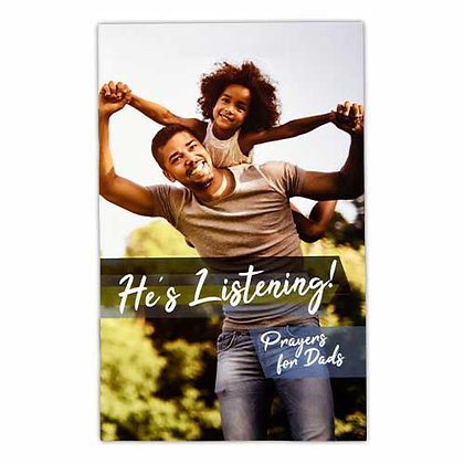 Dad's Devotional Softcover ESV ( Fathers day )