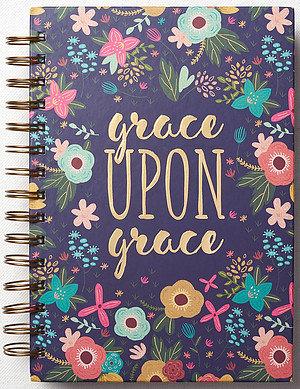 Journal Large: Grace upon grace