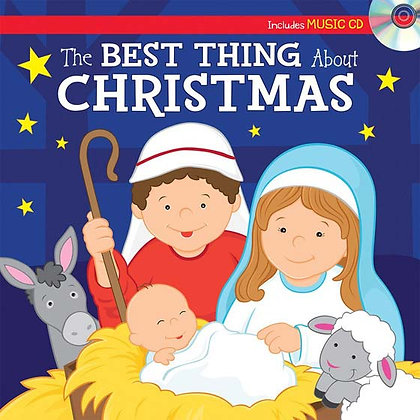 The Best Thing About Christmas  Karen Mitzo Hilderbrand
