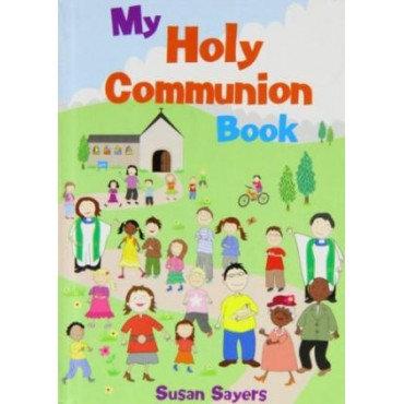 My Holy Communion Book Hardback Children's Communion Book by Susan Sayers