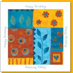 Delight Design Birthday Card (with verse) Unisex