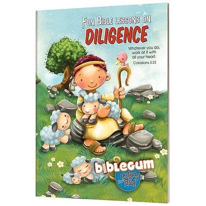 Fun Bible Lessons: Diligence de Bezenac, Agnes & Salem