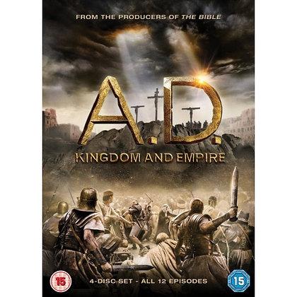 AD KINGDOM AND EMPIRE DVD
