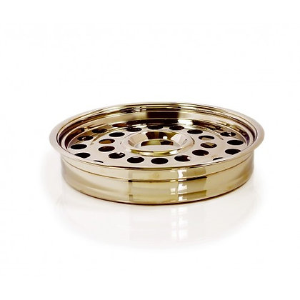 Brass-Pass Communion Tray And Dics