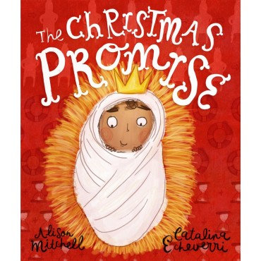 Christmas Promise Hardback by Alison Mitchell