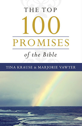 Top 100 Promises of the Bible Paperback Tina Krause