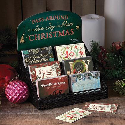 Evangelism Pass Arround Christmas Cards/bundle