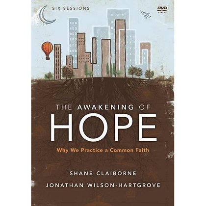 AWAKENING OF HOPE: A DVD STUDY, THE WILSON-HARTGROVE, JONATHAN; CL