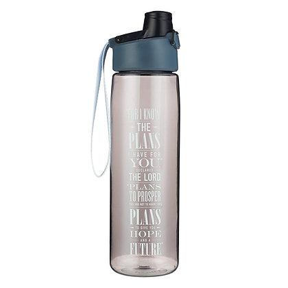 Water Bottle Large: Jer. 29:11