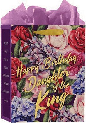 Gift Bag: Daughter/King (L)