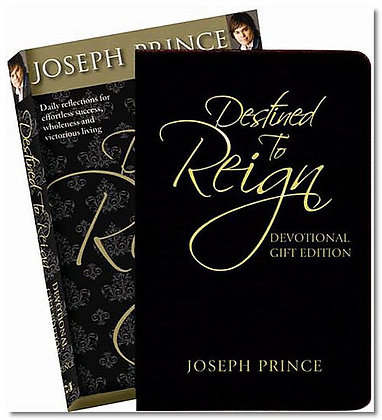 Destined To Reign Devotional Gift Edition	Bonded Leather