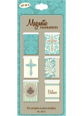 Magnetic Bookmark - Pack of 6 Psalm 84;11