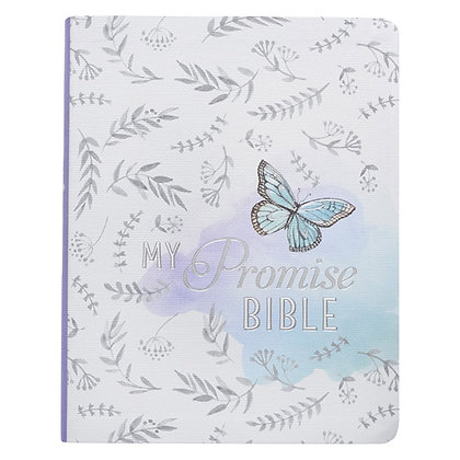 KJV My Promise Bible Butterfly LL