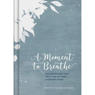 A Moment to Breathe, by Denise J. Hughes