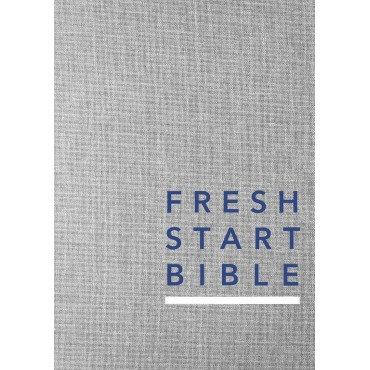 Fresh Start Bible Paperback by Gateway Publishing