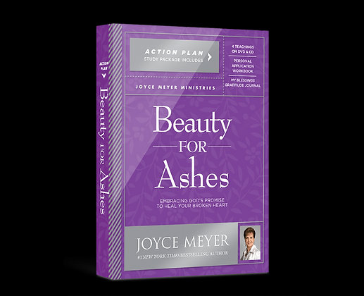 Beauty for Ashes Action Plan