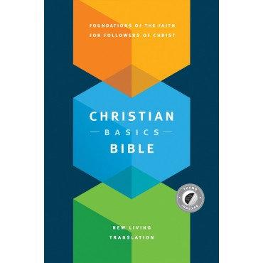 The NLT Christian Basics Bible  byMartin H ManserMi Beaumont EAN 978149641359