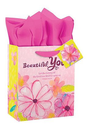 Beautiful You Gift Bag (S)