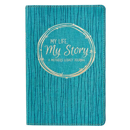 Journal-My Life My Story (Mother Legacy)-LuxLeather