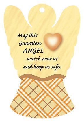 ANGEL WATCH OVER - VANILLA ANGEL AIR FRESHENER