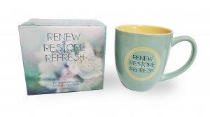 Renew Restore Refresh Mug