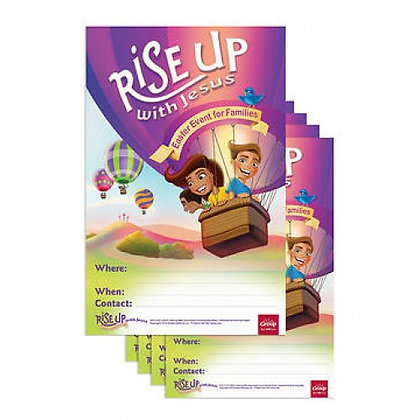 RISE UP WITH JESUS SUPER SPECS (PACK OF 10)
