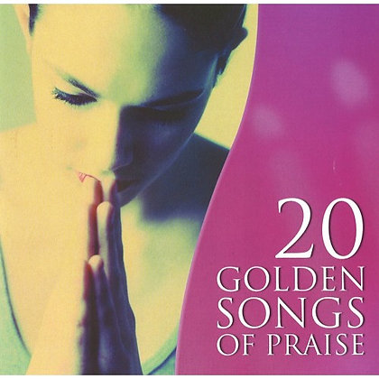 20 GOLDEN SONGS OF PRAISE CD VARIOUS ARTISTS