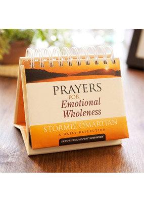 Perpetual Calendar: Prayers/Emotional Wholeness