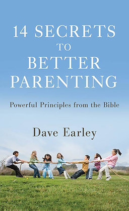 14 Secrets To Better Parenting PB  Powerful Principles from the Bible