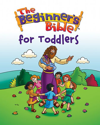 The Beginner's Bible for Toddlers By Kelly Pulley