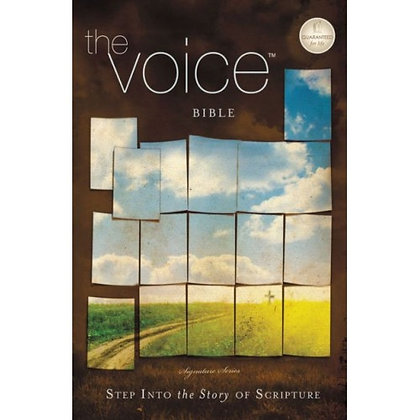 VOICE BIBLE, PERSONAL SIZE, THE ECCLESIA BIBLE SOCIETY
