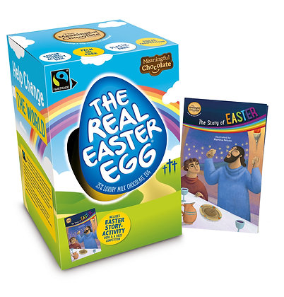 Real Easter Egg Single
