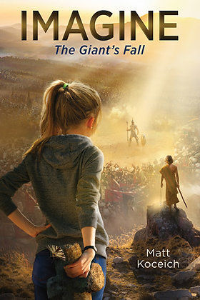 Imagine... The Giant's Fall  4-in-1 Mysteries for Girls  Matt Koceich