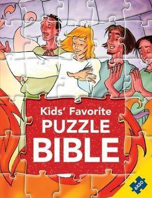Kids' Favourite Puzzle Bible